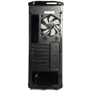 Zalman MS800 Plus mit Sichtfenster Midi Tower ohne Netzteil schwarz