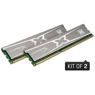 8GB Kingston HyperX 10th Year Anniversary Edition DDR3-1600 DIMM CL9