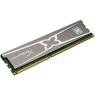 4GB Kingston HyperX 10th Year Anniversary Edition DDR3-1600 DIMM CL9