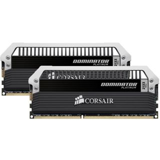 16GB Corsair Dominator Platinum DDR3-2133 DIMM CL9 Dual Kit
