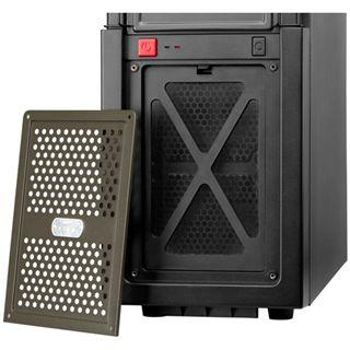 Antec GX700 Midi Tower ohne Netzteil schwarz/gruen