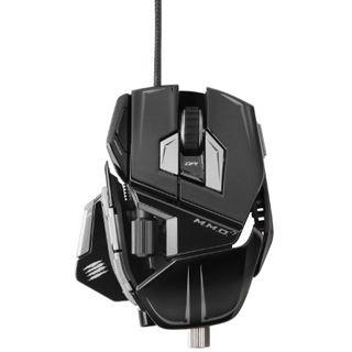 Mad Catz M.M.O 7 USB schwarz glänzend (kabelgebunden)