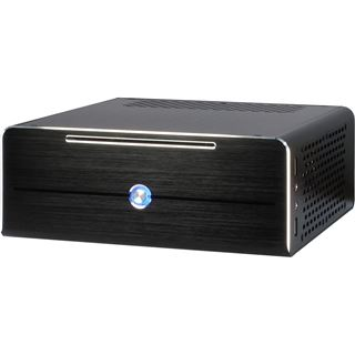 Inter-Tech Mini ITX E-i7 ITX Tower 90 Watt schwarz