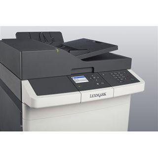 Lexmark CX310n Farblaser Drucken/Scannen/Kopieren LAN/USB 2.0