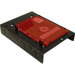 """Inter-Tech 88885232 Einbaurahmen für 2x 2.5"""" Festplatten"""