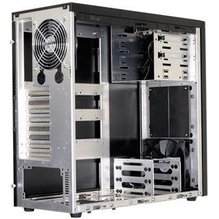 Lian Li PC-9NB Midi Tower ohne Netzteil schwarz