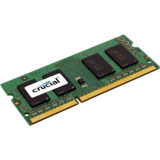 4GB Crucial CT4G3S160BMCEU DDR3L-1600 SO-DIMM CL11 Single