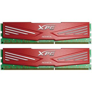 16GB ADATA XPG V1.0 Series DDR3-1866 DIMM CL10 Dual Kit