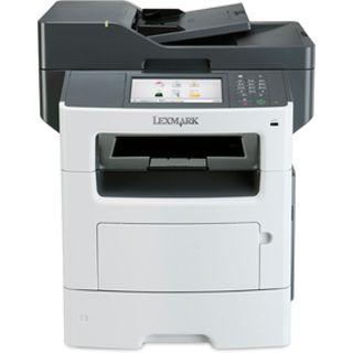 Lexmark MX611de S/W Laser Drucken/Scannen/Kopieren/Faxen LAN/USB 2.0