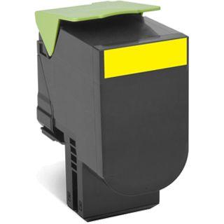 Lexmark Toner CS510 gelb