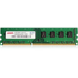 8GB takeMS Value DDR3-1333 DIMM CL9 Single