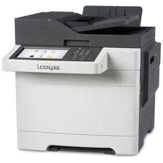 Lexmark CX510dhe Farblaser Drucken/Scannen/Kopieren/Faxen LAN/USB 2.0