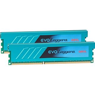16GB GeIL EVO Leggera DDR3-1600 DIMM CL11 Dual Kit