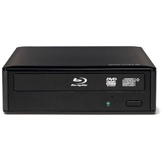 Buffalo BRXL-16U3-EU Blu-ray Disc Writer USB 3.0 extern schwarz Retail