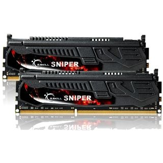 8GB G.Skill SNIPER DDR3-2400 DIMM CL11 Dual Kit