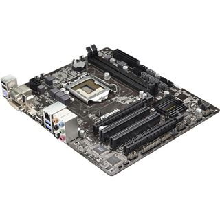 ASRock B85M Intel B85 So.1150 Dual Channel DDR3 mATX Retail