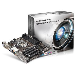 ASRock B85M Pro4 Intel B85 So.1150 Dual Channel DDR3 mATX Retail