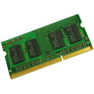 4GB Samsung Value DDR3-1600 SO-DIMM CL12 Single