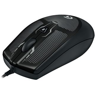 Logitech G100s Optical Gaming Mouse USB schwarz (kabelgebunden)