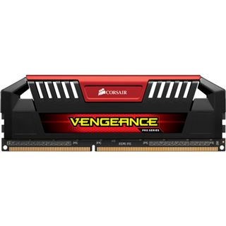 16GB Corsair Vengeance Pro rot DDR3-1600 DIMM CL9 Dual Kit