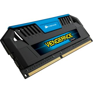 16GB Corsair Vengeance Pro Series blau DDR3-1866 DIMM CL9 Dual Kit