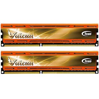 8GB TeamGroup xtreem vulcan orange DDR3-2400 DIMM CL11 Dual Kit
