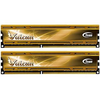 16GB TeamGroup Vulcan Series gold DDR3-1600 DIMM CL10 Dual Kit