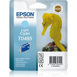 Epson Tinte T0485 C13T04854020 cyan hell