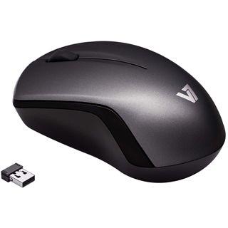 V7 MV3060 USB schwarz/silber (kabellos)