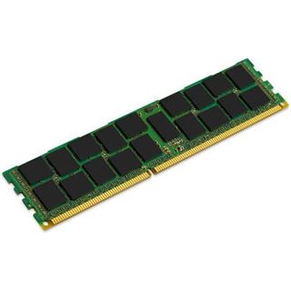 16GB Kingston ValueRAM Intel DDR3-1600 regECC DIMM CL11 Single