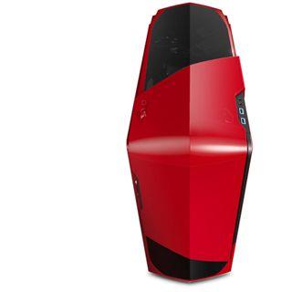 NZXT Phantom 530 mit Sichtfenster Midi Tower ohne Netzteil rot