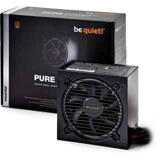 400 Watt be quiet! Pure Power L8 Non-Modular 80+ Bronze