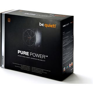 400 Watt be quiet! Pure Power L8 Non-Modular 80+ Bronze