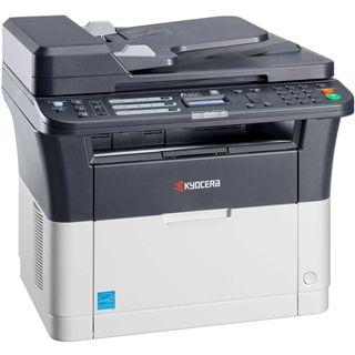 Kyocera FS-1325MFP S/W Laser Drucken/Scannen/Kopieren/Faxen LAN/USB