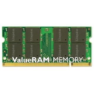 4GB Kingston ValueRAM MAC DDR3-1333 SO-DIMM CL9 Single