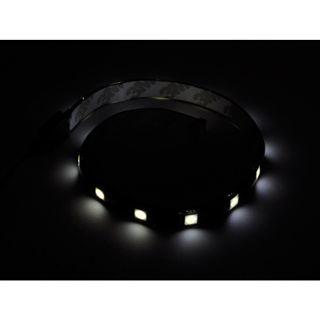 Silverstone LS01 30 cm weißer LED-Strip für Gehäuse