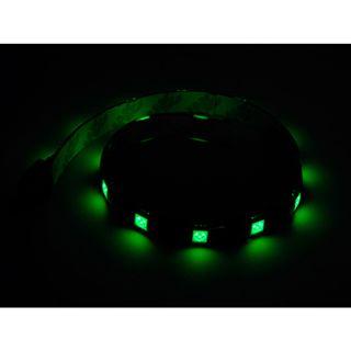 Silverstone LS01 30 cm grüner LED-Strip für Gehäuse