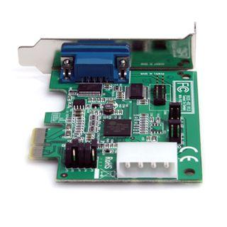 Startech PEX2S952LP 2 Port PCIe x1 Low Profile/zweites Slotblech
