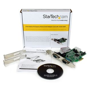 Startech PEX2S553 2 Port PCI retail