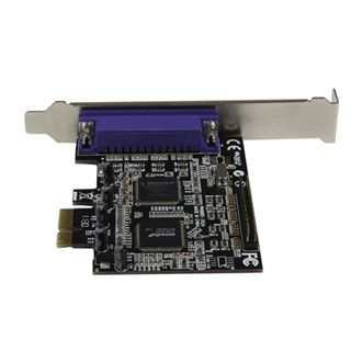 Startech PEX2PECP2 2 Port PCIe x1 Low Profile retail
