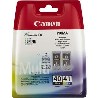 Canon Tinte PG-40 / CL-41 0615B051 farbig