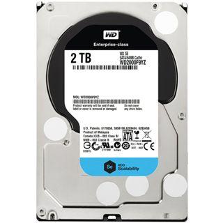 "2000GB WD SE Enterprise WD2000F9YZ 64MB 3.5"" (8.9cm) SATA 6Gb/s"