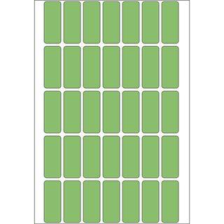 Herma 2355 gruen Vielzwecketiketten 1.2x3 cm (32 Blatt (1120