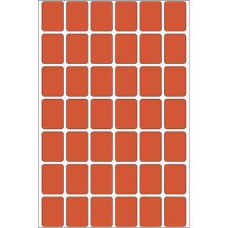 Herma 2382 Vielzwecketiketten 1.6x2.2 cm (32 Blatt (1344 Etiketten))