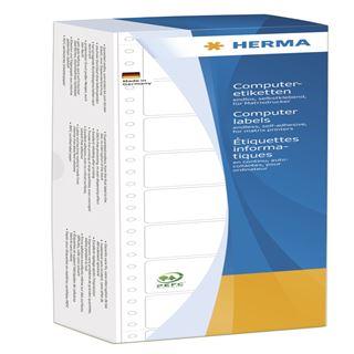 Herma 8207 weiß Computeretiketten 6.85x3.57 cm (4000 Stück)