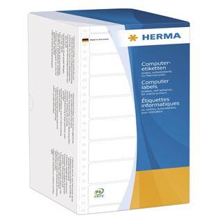 Herma 8213 weiß Computeretiketten 10.16x4.84 cm (6000