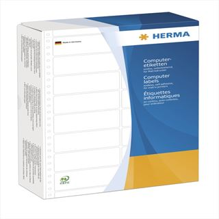 Herma 8220 weiß Computeretiketten 8.89x3.57 cm (8000 Stück)