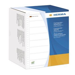 Herma 8292 weiß Computeretiketten 14.7x99.2 cm (3000 Stück)