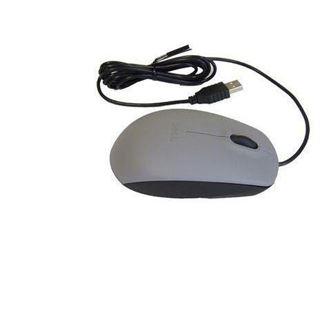 Dell Dual Tone Maus USB grau (kabelgebunden)