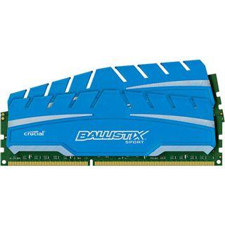 16GB Crucial Ballistix Sport XT DDR3-1866 DIMM CL10 Dual Kit